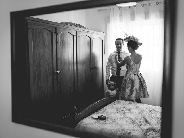 La boda de Rafael y Marta en Ecija, Sevilla 12