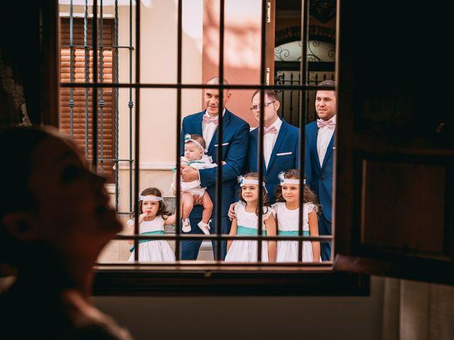 La boda de Rafael y Marta en Ecija, Sevilla 19