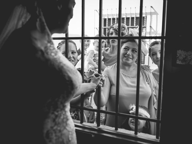 La boda de Rafael y Marta en Ecija, Sevilla 24