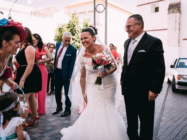 La boda de Rafael y Marta en Ecija, Sevilla 30