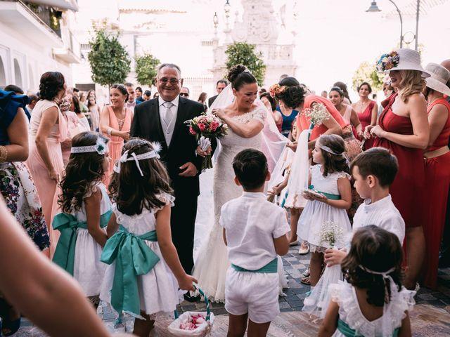 La boda de Rafael y Marta en Ecija, Sevilla 31
