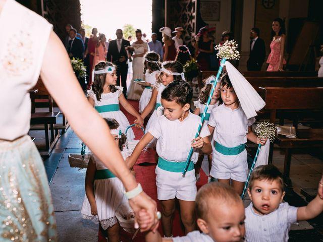 La boda de Rafael y Marta en Ecija, Sevilla 32
