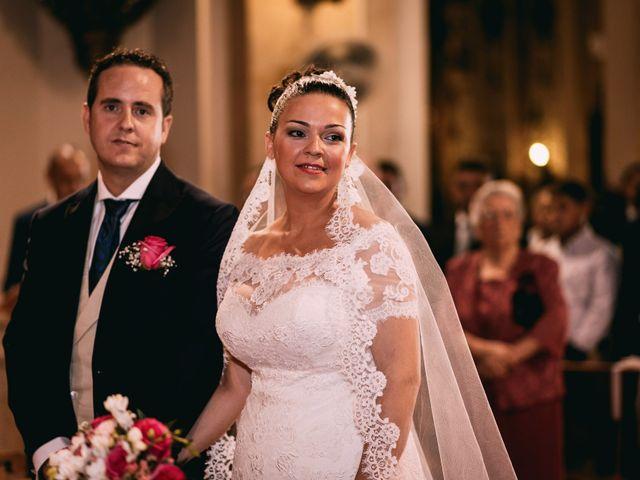 La boda de Rafael y Marta en Ecija, Sevilla 33