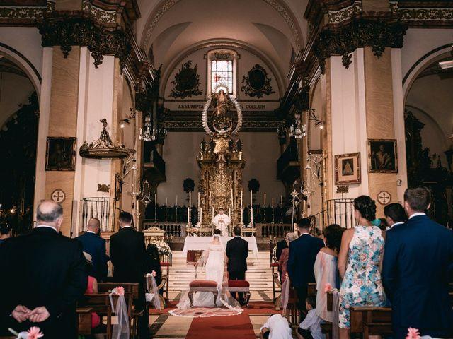 La boda de Rafael y Marta en Ecija, Sevilla 35