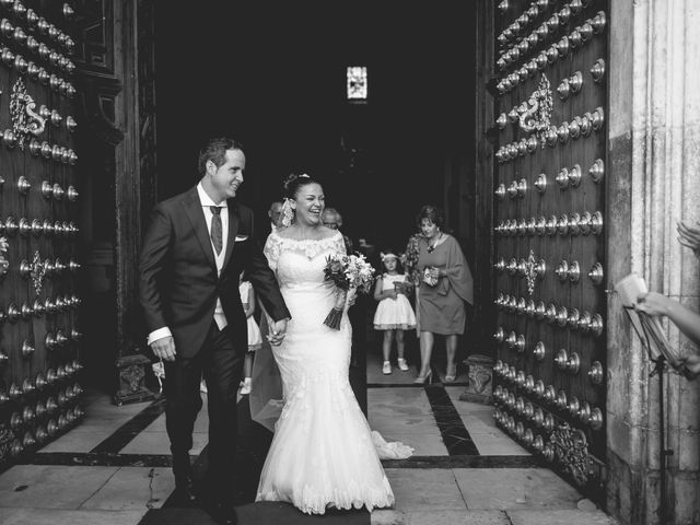 La boda de Rafael y Marta en Ecija, Sevilla 36