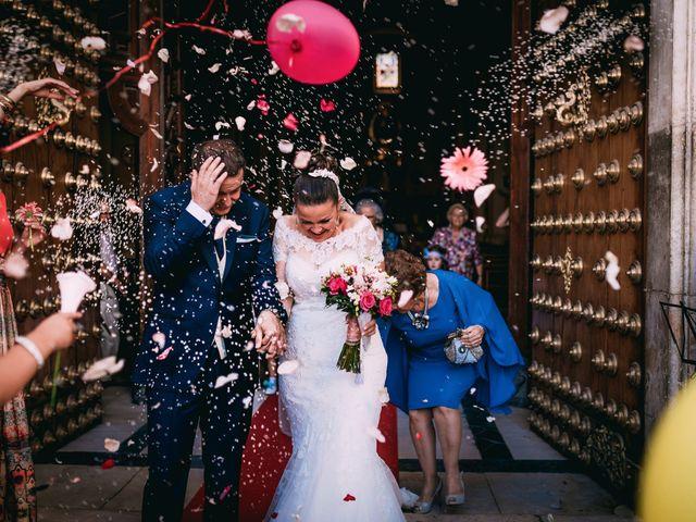 La boda de Rafael y Marta en Ecija, Sevilla 37