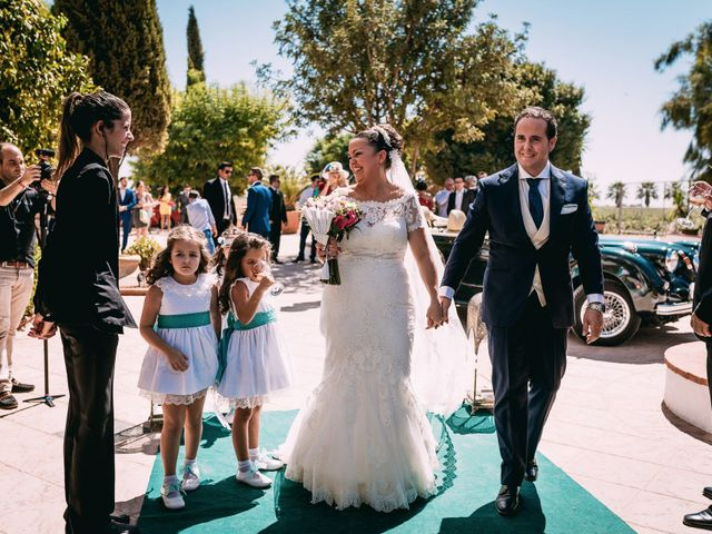 La boda de Rafael y Marta en Ecija, Sevilla 41