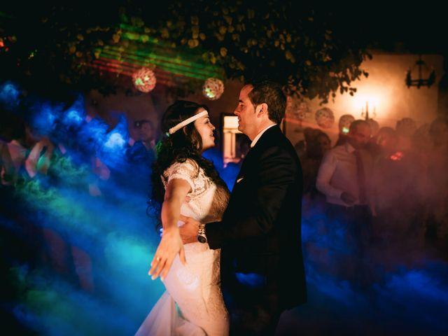 La boda de Rafael y Marta en Ecija, Sevilla 51
