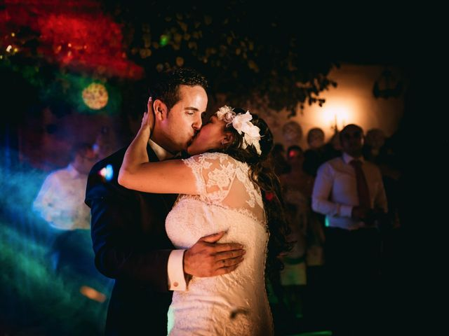 La boda de Marta y Rafael