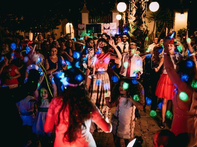 La boda de Rafael y Marta en Ecija, Sevilla 58