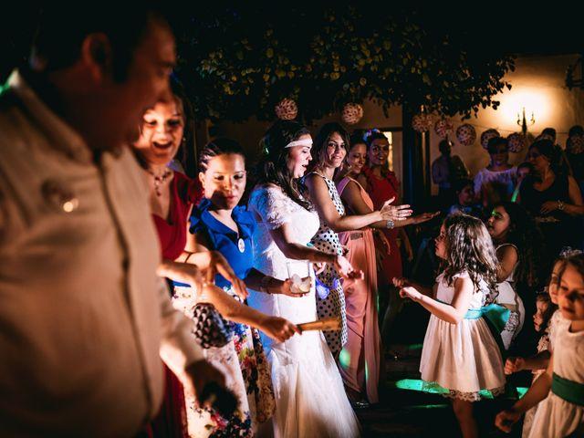 La boda de Rafael y Marta en Ecija, Sevilla 61