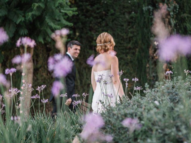 La boda de Marina y Eric