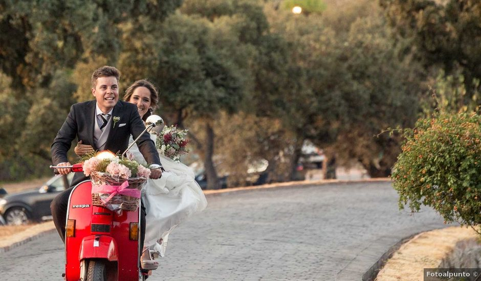 La boda de Iván y Patricia en Torrelodones, Madrid
