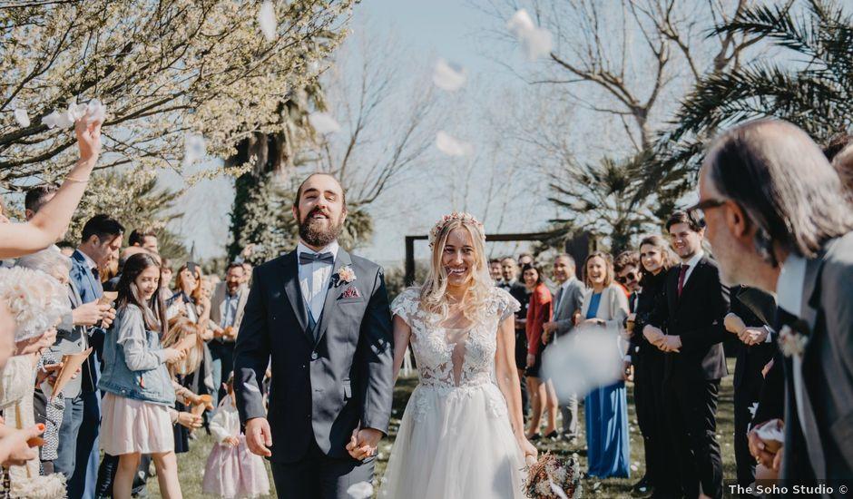 La boda de Pol y Aixa en Sant Pere Pescador, Girona