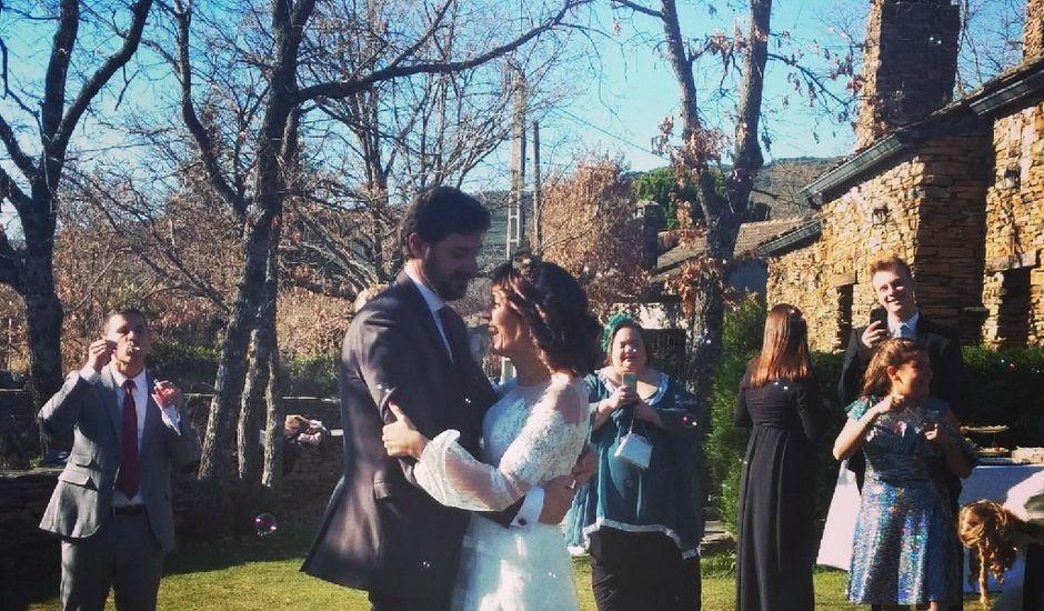 La boda de Santiago y Maria en Campillo De Ranas, Guadalajara