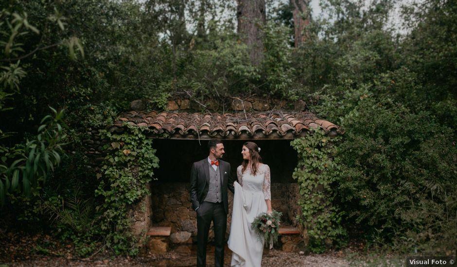 La boda de Marc y Nuria en Terrassa, Barcelona