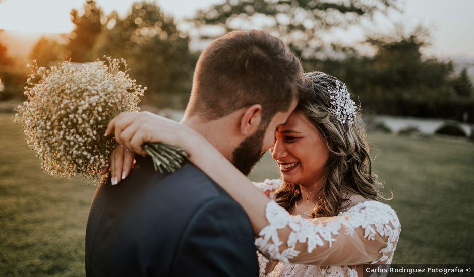 La boda de Nadia y Angel en Soutiño (Orense), Orense
