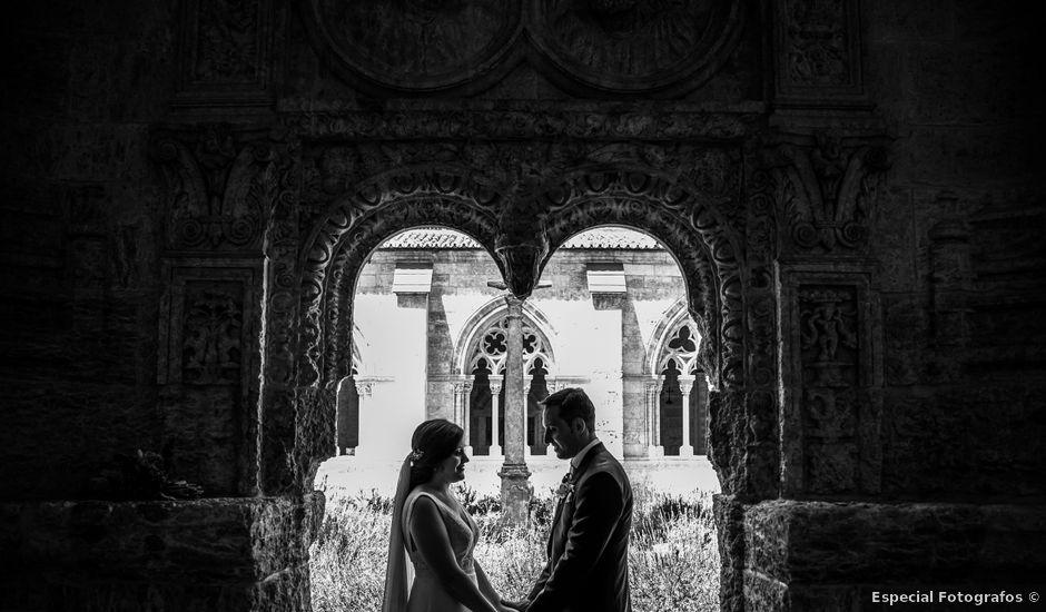 La boda de Sergio y Sandra en Ciudad Rodrigo, Salamanca
