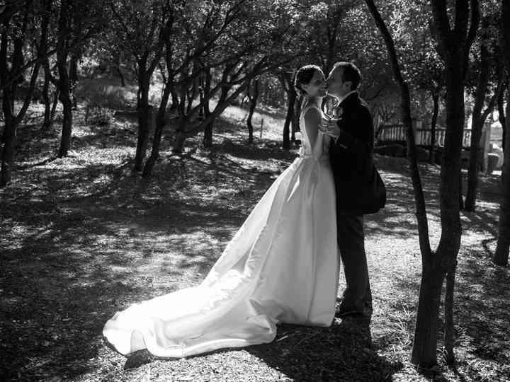 La boda de Aida y Dani