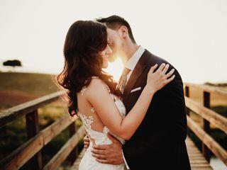 La boda de Inés y Sergio