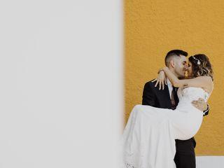 La boda de Rocío y Adrián