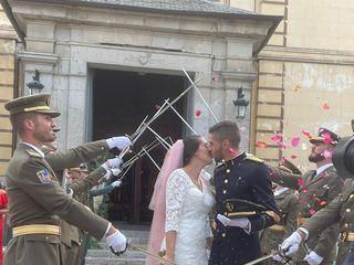 La boda de Jorge y Mireya