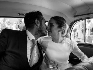 La boda de Patricia y Barrios