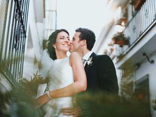 La boda de Macarena y Fernando