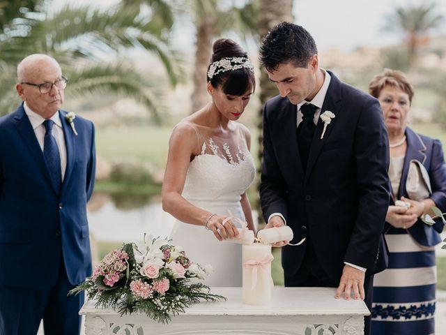 La boda de Salva y Rosario en Vera, Almería 19