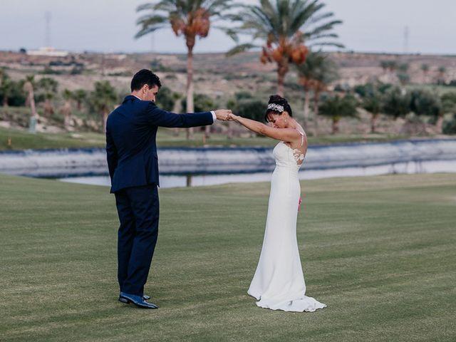 La boda de Salva y Rosario en Vera, Almería 21
