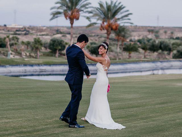La boda de Salva y Rosario en Vera, Almería 22