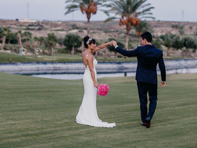 La boda de Salva y Rosario en Vera, Almería 23