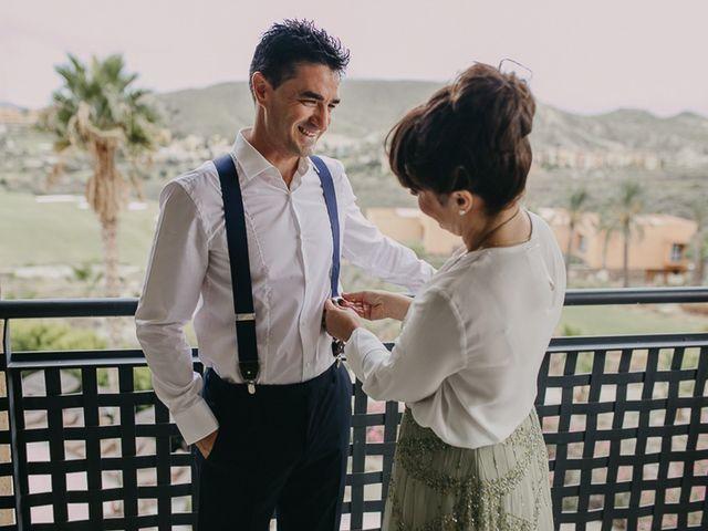 La boda de Salva y Rosario en Vera, Almería 30