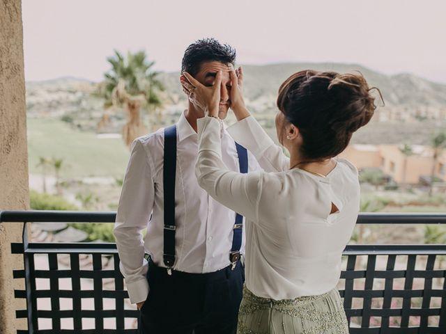 La boda de Salva y Rosario en Vera, Almería 31