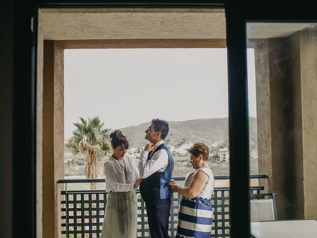 La boda de Salva y Rosario en Vera, Almería 33