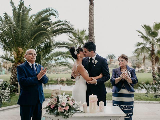 La boda de Salva y Rosario en Vera, Almería 50