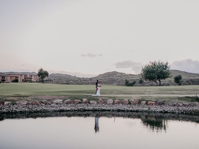 La boda de Salva y Rosario en Vera, Almería 54