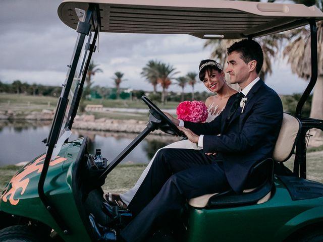 La boda de Salva y Rosario en Vera, Almería 55