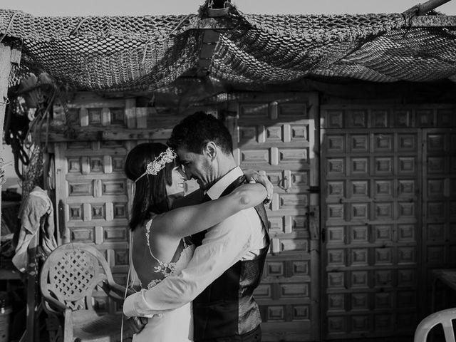 La boda de Salva y Rosario en Vera, Almería 74