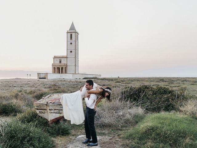 La boda de Salva y Rosario en Vera, Almería 78