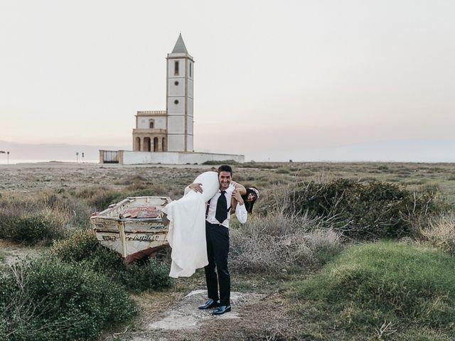 La boda de Salva y Rosario en Vera, Almería 79