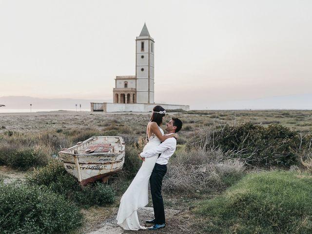 La boda de Salva y Rosario en Vera, Almería 80