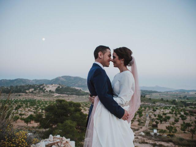 La boda de Adri y Loli en Jumilla, Murcia 3