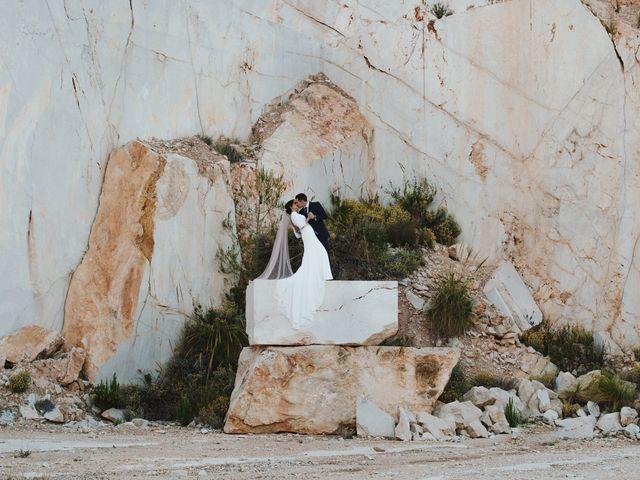 La boda de Adri y Loli en Jumilla, Murcia 1