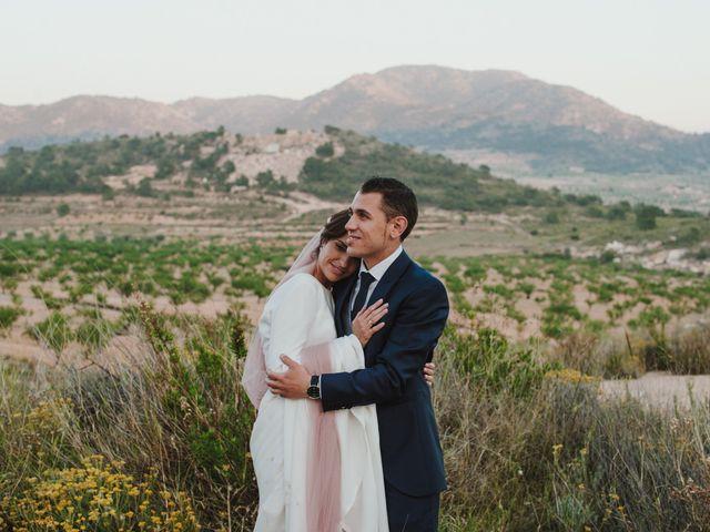 La boda de Adri y Loli en Jumilla, Murcia 5