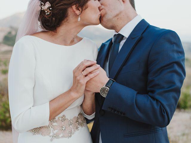 La boda de Adri y Loli en Jumilla, Murcia 6