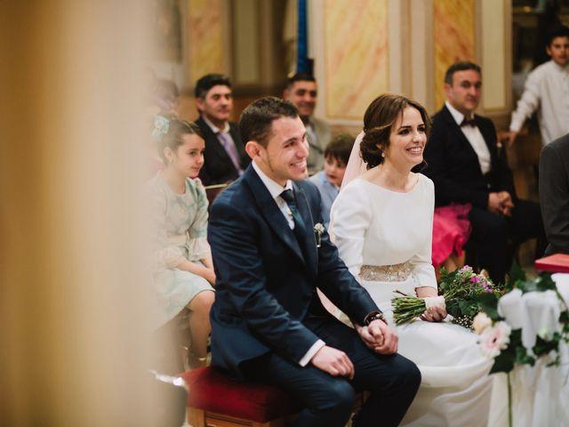 La boda de Adri y Loli en Jumilla, Murcia 32
