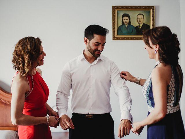 La boda de Sergio y Inés en Porzuna, Ciudad Real 9