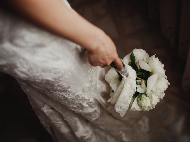 La boda de Sergio y Inés en Porzuna, Ciudad Real 42