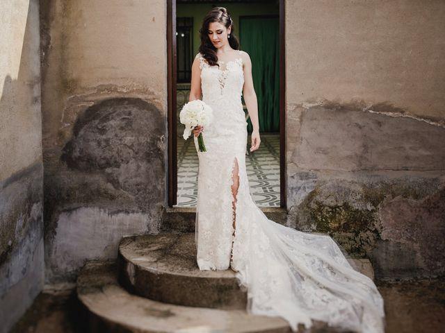 La boda de Sergio y Inés en Porzuna, Ciudad Real 44